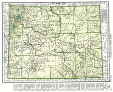 Wyoming Antique North America Atlas Maps for sale | eBay on florida map, virginia map, tennessee map, ohio map, devils tower map, usa map, idaho map, dakota map, nevada map, northwest map, california map, mississippi map, kansas map, oregon map, minnesota map, north dakota map, louisiana map, montana map, new jersey map, indiana map, pennsylvania map, wy map, utah map, arizona map, michigan map, missouri map, alabama map, illinois map, nebraska map, north carolina map, texas map, colorado map,