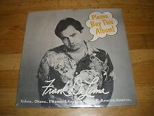 FRANK DeLIMA Na Kolohe hawaiian Please Buy This Album LP Record - Sealed