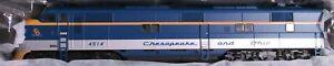 BLI 613 EMD E7A as Chesapeake & Ohio C&O #4514 Powered, Paragon Sound, DC/DCC