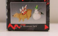 JUN Planning The Nightmare Before Christmas Trading Figure Snowman Jack Series 1