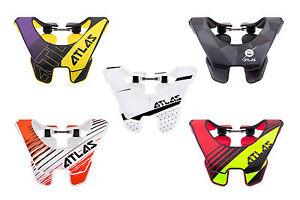 NEW ATLAS AIR ADULT NECK BRACE MOTORCROSS MX BMX CHEAP MTB SUPPORT ENDURO SALE