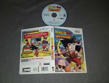 Dragon Ball Revenge of King Piccolo (Nintendo Wii) Tested FAST SHIPPING