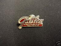 Star Trek V The Final Frontier Galileo Shuttlecraft Logo Pin Badge STPIN9720