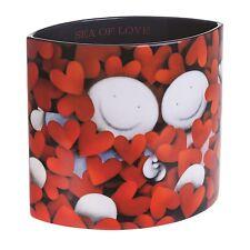 Dartington Crystal Doug Hyde Sea of Love Vase