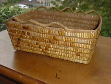 New ListingBeautiful Old Fraser River Indian Basket From British Columbia Canada