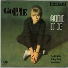 """60s MOD 7"""" EP - GOLDIE - COULD IT BE / GOING BACK / HEADLINES - UK TOP SOUNDS"""