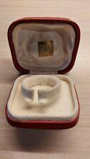 📌 Excellent Genuine Vintage GLASHÜTTE German Watch Box ONLY