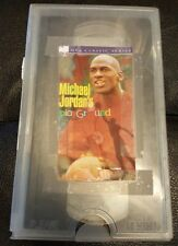 Michael Jordans Playground (VHS, 1991) Biography, starring Micheal Jordan
