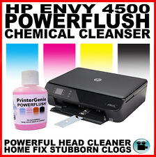 HP Envy 4500 Printer Head Cleaner - Printhead Unblocker - Print Quality Fix