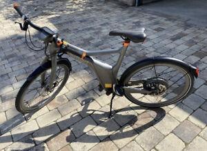 smart e bike Grau Super Zustand 1200 Km Gefahren