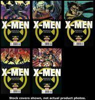 Marvel Knights: X-Men 1 2 3 4 5 Marvel 2013 Complete Set Run Lot 1-5 VF/NM