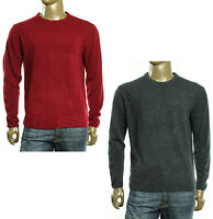 New Tricots St. Raphael Crew Neck Mini Cable Knit Fine Gauge Pullover Sweater