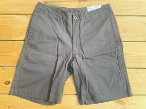 Patagonia Men's Gray All-Wear Utility Shorts Size 32 - New with Tags