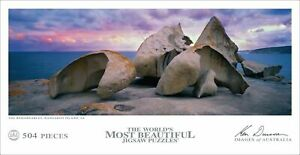 Ken Duncan The Worlds Most Beautiful Jigsaw Puzzle Kangaroo Island SA 504 Pieces