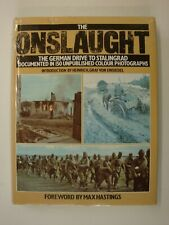 More details for the onslaught, german drive to stalingrad (colour photography, kharkov, paulus)
