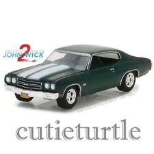 Greenlight Hollywood 18 John Wick 2 1970 Chevrolet Chevelle SS 396 1:64 44780 F