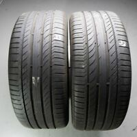 2x Continental ContiSportContact 5 MO 275/50 R20 113W DOT 4618 6 mm Sommerreifen