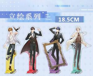 Official Tears Of Themis Lu JingHe ZuoRan XiaYan MoYi Acrylic Stand Display N