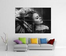 Adele 19 21 25 GIGANTE Wall Art Photo Print PICTURE POSTER