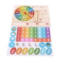 Baby Digital Clock Children Toy Fuuny Kids Gift New Colorful Cute Zodiac Sign