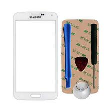Vetro Anteriore Sostituzione Display Disco Vetro LCD Set Riparazione Samsung Galaxy s5