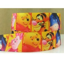 Decoración de Pasteles Artesanía Cinta Decoración De Cumpleaños - 50mm-Winnie Pooh - 1m