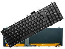 MSI GT60 GT70 GT780 GX60 MS-1762 GT780 GX780 Beleuchtung Beleuchtet DE Tastatur
