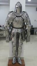 Fully Wearable Medieval Knight Suit Of Armor Gothic Combat Full Body Armour