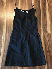 Liz Claiborne Black Lined Sheath Sleeveless Dress- Size 4 (Worn Once)