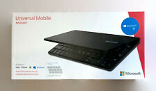 NEW Microsoft Universal Mobile Wired Keyboard for iPad iPhone Android Windows10