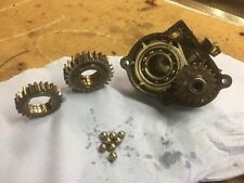 Kawasaki 100 G4 / G4TR Trail boss High/ low range gears, selector arm & casing