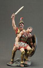 Elite Toy tin soldiers 54 mm. Greek Hoplites, Spartan`s last