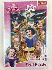 Trefl Disney Princess Snow White Collage Puzzle 160 Pc 6+ Age  NIB