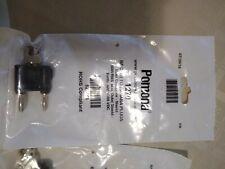 Pomona 1270 Connector Adaptor Bnc Coaxial 1 Positions Plug Banana X 2
