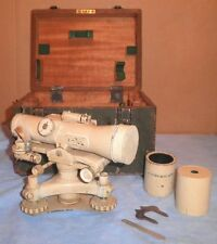 Vintage C.L. Berger & Sons Ml 1419/Ml1419 Surveying Equipment