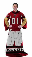 Atlanta Falcons NFL Full Player Comfy Snuggie Blanket