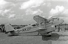 DE HAVILLAND D.H.  89 DRAGON RAPIDE. Transportflugzeug. Modellbauplan