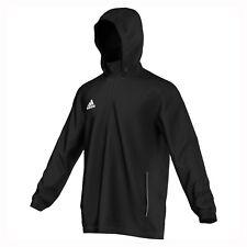 Camisetas de fútbol entrenamiento negros adidas