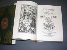 Marine Aventures du chevalier de Beauchêne Canadien français 18° siècle 1969