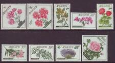 MONACO 1959 FLOWERS MINT NEVERHINGED SET 9