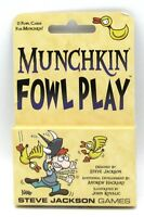 Munchkin SJG4263 Fowl Play (Expansion) [15 Cards] Duck Birds Steve Jackson Games