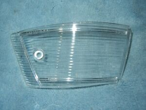 67 Triumph 2000 Mk1 Lucas L742 Right Turn Lens Clear