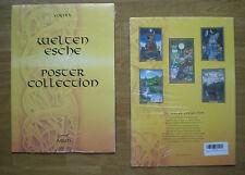 Weltenesche – Die Poster Collection - ovp