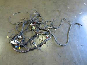 Ferrari 348 Spider, Rear Body Wire Harness, Used, P/N 154766