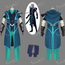 Il DRAGO Principe runaan Elf Assassin Costume Cosplay Uomo Cos Costume