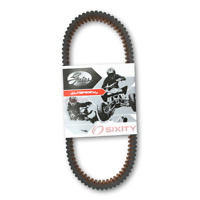G-Force C12 Drive Belt~2001 Polaris 600 Classic Touring Snowmobile Gates 47C4651