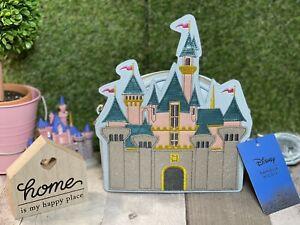Danielle Nicole Disneyland Sleeping Beauty Castle Bag Purse Cross Body BNWT