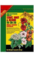 Start Root & Bloom 10-30-20 Water Soluble Fertilizer - 1 Lb Plant Food