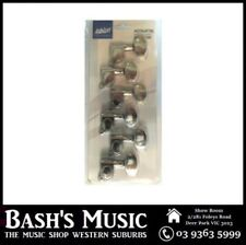 Ashton Acoustic Chrome-Plated Machine Heads 6 a side