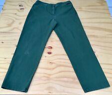 New Jones New York Sport Jeans Women's (Casual Fashion) Olive Sz, 12